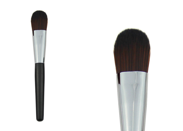 Handmade Tapered Powder Foundation Brush Professional Makeup Powder Brush